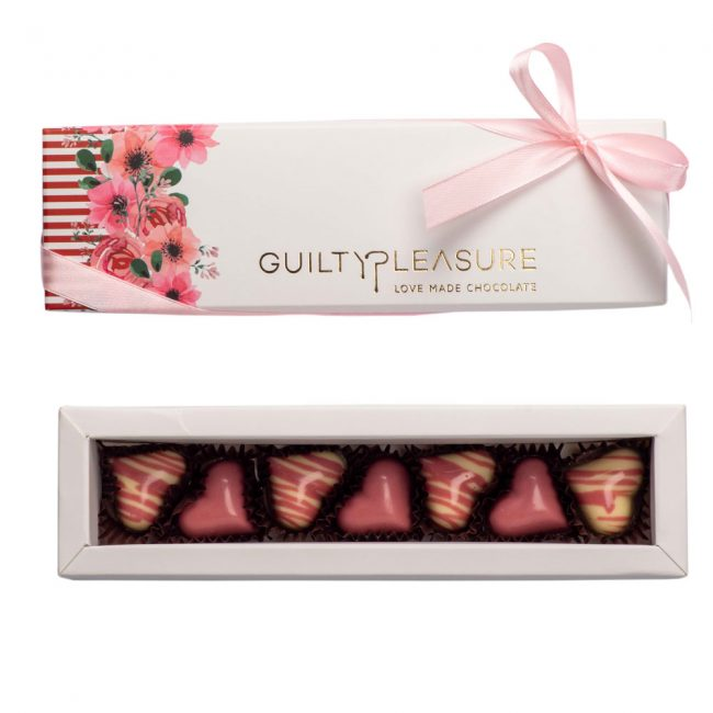 Cutie Praline Ruby Chocolate