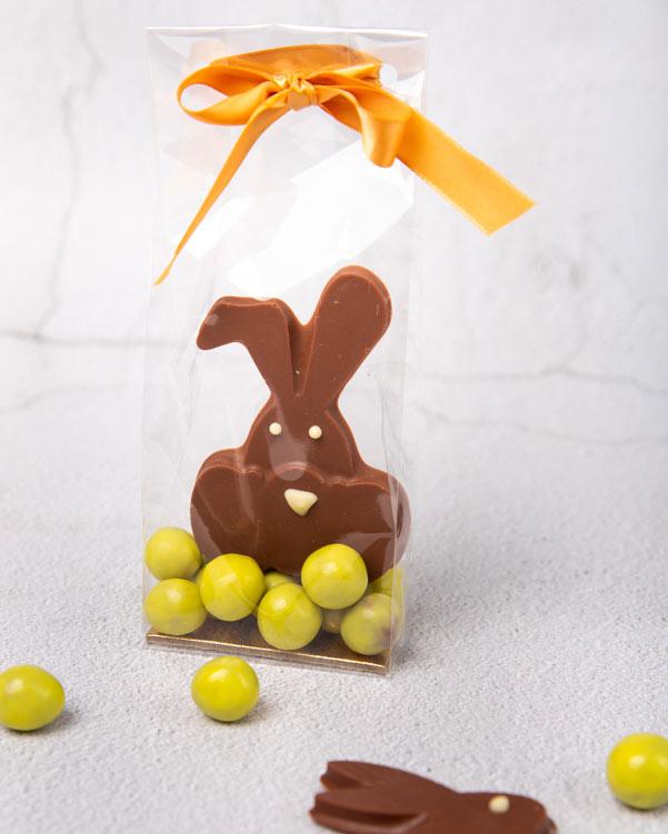 ciocolata artizanala paste pentru copii