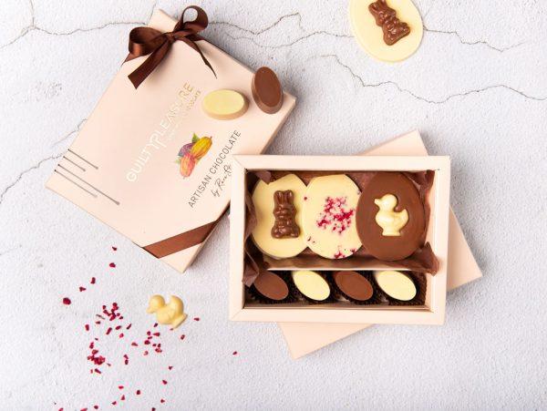 ciocolata cadou paste